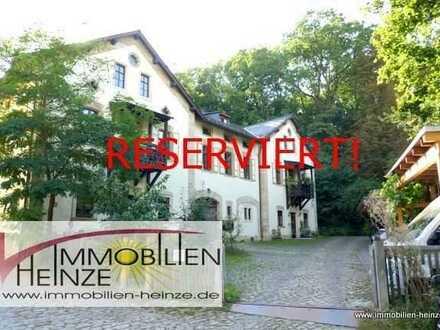 # RESERVIERT! Romantisch wohnen im ehemaligen Gutsherrenhof!