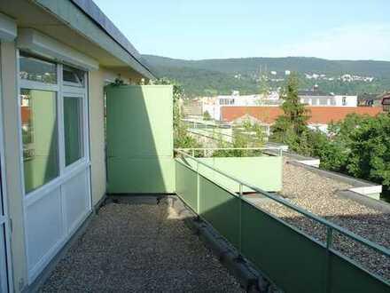 von privat,HD-Rohrbach, 2-ZI-Appartement,Süd-Balkon,TL-Bad,EBK