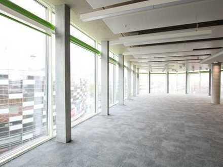 Im Alleinauftrag: Sofort bezugsfertige Neubauflächen im Herzen des Medienhafens