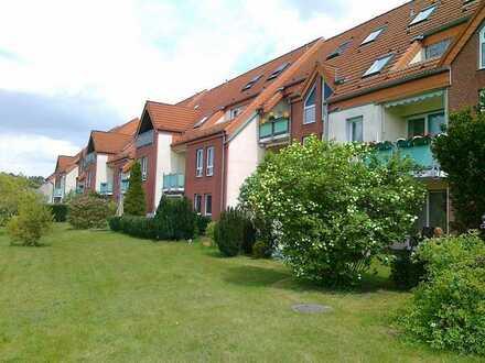sonnige 2-Zimmer-Maisonette-Wohnung im Wohnpark Joachimsthal