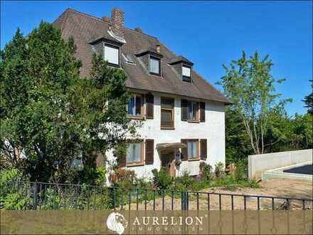IN BESTER LAGE - GODELSBERG Mehrfamilienhaus mit 4 Wohneinheiten in Aschaffenburg