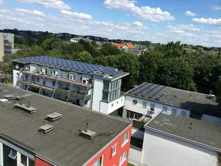 Neuwertige 3-Raum-Wohnung mit Balkon und Einbauküche in Aachen