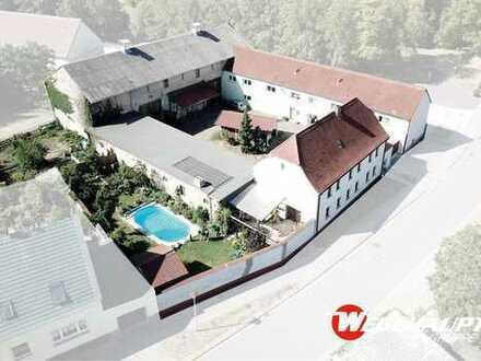 Wunderschöner 4-Seitenhof mit ca. 422m² Wohnfläche und Ausbaureserven ohne Ende