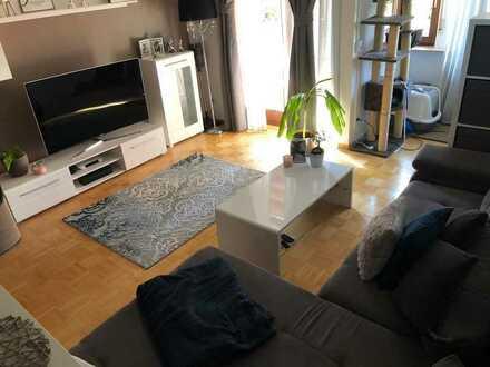 Gepflegte 3,5-Zimmer-Wohnung mit Balkon in Ditzingen