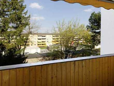 DACHAU - Genießen Sie die ruhige Lage in einer schönen 3 ZKB mit zwei Balkonen