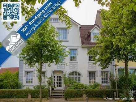 Repräsentative Stadtvilla in Kiel Pries/ Friedrichsort  mit mehreren Wohneinheiten