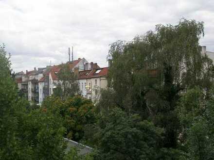 Erstbezug in Schleußig! 2R-DG-Wohnung mit Top-Ausstattung und Balkon! WE 07