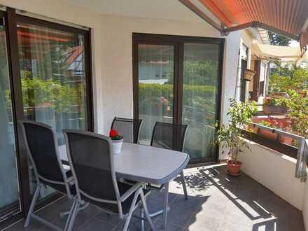 Ansprechende Wohnung mit 4,5 Zimmern und vielen Extras in Kusterdingen