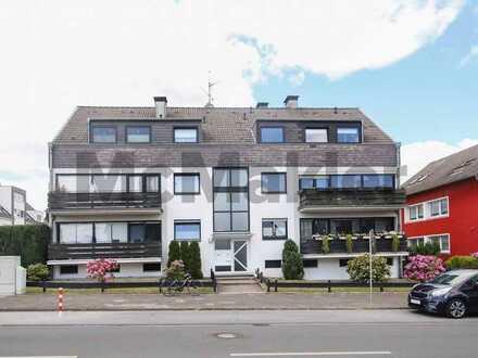 Gepflegtes 1-Zimmer-Apartment mit Balkon