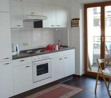 Attraktive 2-Zimmerwohnung mit Balkon und TG-Stellplatz