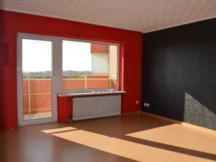 Hattersheim- 3 Zimmer ETW mit Balkon und PKW-Stellplatz in gepflegter Wohnlage