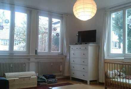Charmante EG-Wohnung mit Gartenanteil, Eberstadt Villenkolonie