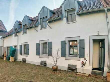 Stilvolles Architektenhaus mit Eigentumsgrundstück - Zentrale Lage