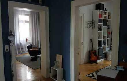 Schöne 4-Zimmer-Wohnung mit Balkon und EBK in Rottweil