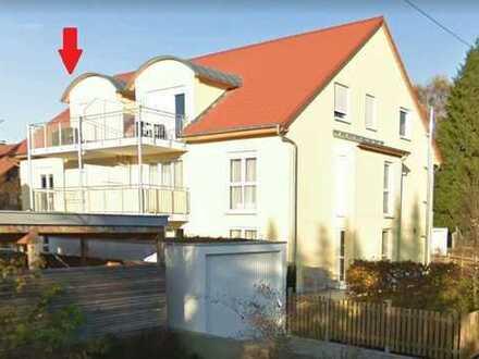 4-Zimmer Dachterrassen-Wohnung in München-Aubing