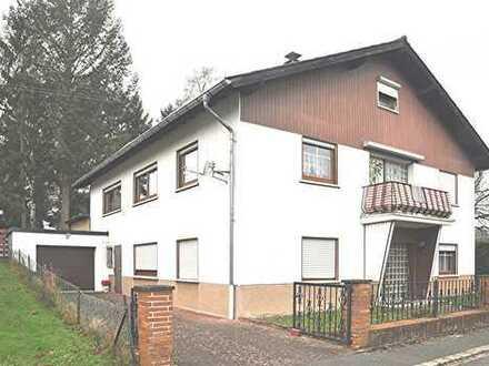 Geräumiges 1-2-Familienhaus für eine große Familie mit herrlichem Garten, Balkon und Garage