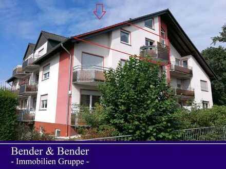 2-Zimmer-Wohnung mit Balkon in Ortsrandlage von Altenkirchen!