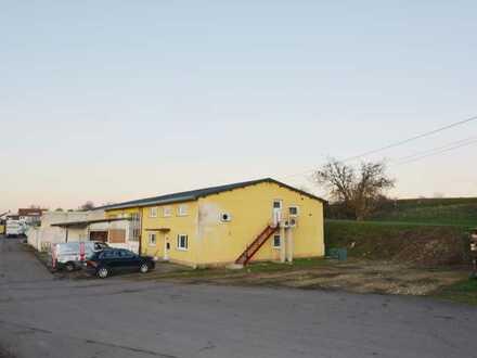 Gewerbeimmobilie im Itzgrund mit ca. 1250 m² Nutzfläche auf ca. 2.440 m² großem Grundstück