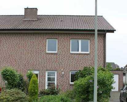 Freundliche Doppelhaushälfte in ruhiger Lage in Borken-Weseke