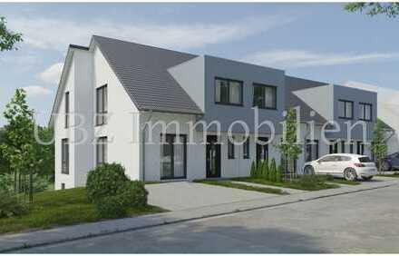 RESERVIERT - Neubau Reihenendhaus in Waldaschaff