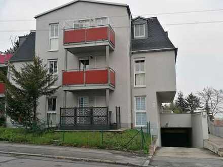 1-Raum-Wohnung in ruhiger Lage und City-Nähe