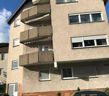 Gepflegte 3,5 Zimmerwohnung mit sonniger Loggia in super Lage Mannheim Neckarau!