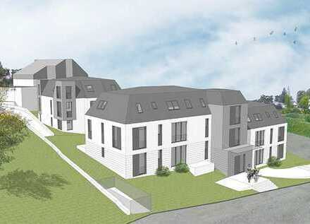 Provisionsfrei! All Inclusive! Exklusive Neubauwohnung im Dachgeschoss mit Aufzug und Südwestbalkon