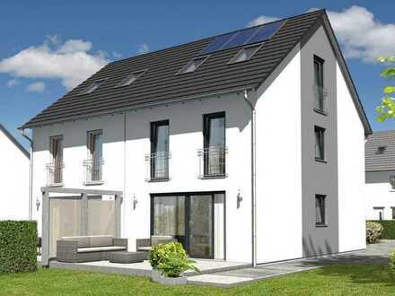 Doppelhauspartner gesucht! Ab 728€/Monat. Doppelhaushälfte inkl. 300m² Grundstück