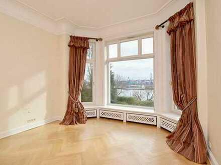 Mit Hafenblick! Zauberhafte 5-Zimmer Wohnung mit exklusiver Ausstattung...