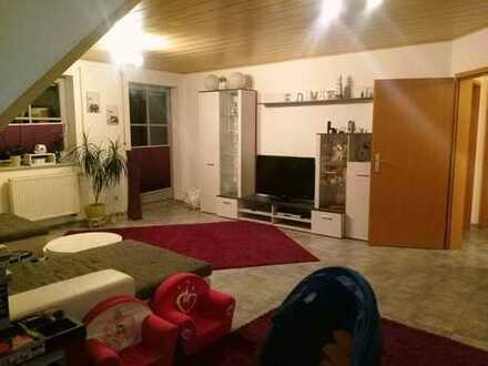 Gepflegte 4-Zimmer-Wohnung mit Balkon in Schwarzach am Main