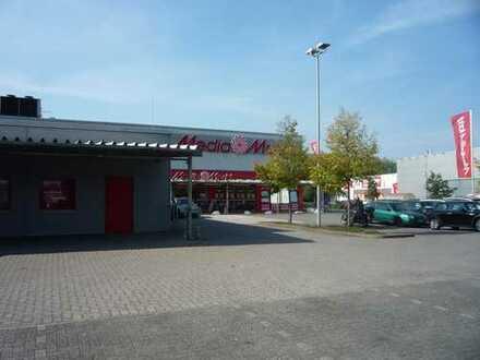 Fachmarktzentrum in zentraler Lage von Neumünster