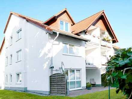 Gudensberg-Stadt: Gepflegte, großzügige 3-Zimmer-Wohnung mit schöner Terrasse in ruhiger Wohnlage.…