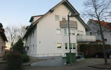 Gepflegte 3-Zimmer-EG-Wohnung in Remchingen in ruhiger Lage im 6-Fam.Haus