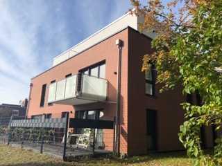 Exklusives Penthouse über 2 Etagen mit Tiefgaragenstellplatz, Nähe VW u FS AG