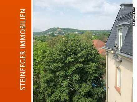 Bad Nauheim: Einfache und helle 2-Zimmer- Wohnung in zentraler Lage sofort zu vermieten!