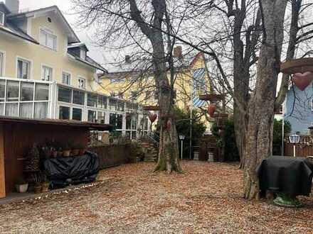 Renditeobjekt: Gutgehende Gaststätte in Top-Lage von Kempten mit 2 Wohneinheiten