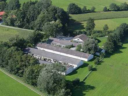 ELYSEE IMMOBILIEN - Gewerbegrundstück 1,3 ha nahe Anschluß A 93