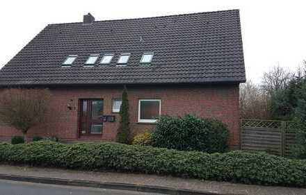 Dachgeschosswohnung mit Gartenanteil