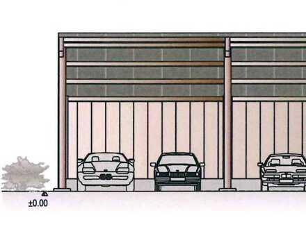 Carports in Markt Kaltental zu vermieten! Für Autos, Wohnmobile und Wohnwagen
