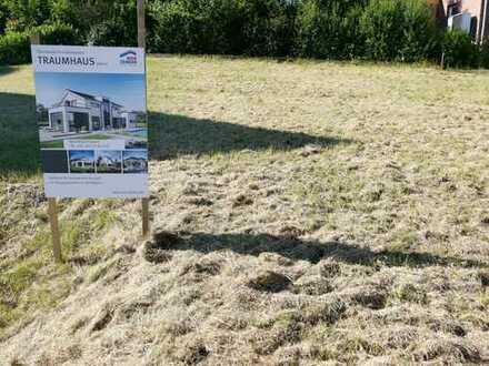 Neubau auf sonnigem Südhang in Herbern