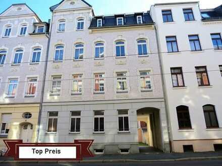 Schöne 2 -Zimmer Ferienwohnung zentral in Plauen