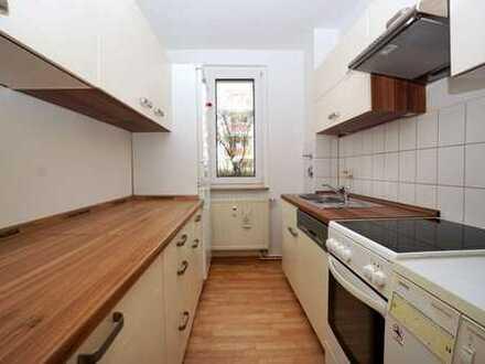 Gemuetliche 2-Raumwohnung in ruhiger Wohnlage