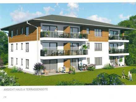 Neubau: wunderschöne 3-Zimmer-EG-Wohnung in Haldenwang