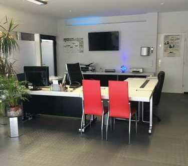 Büro / Praxis mit Schaufenster in Nürtingen Stadtmitte