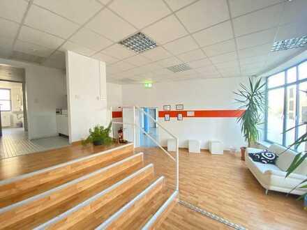 185 m² - 440 m² moderne Bürofläche in Bochum-City | HBF-Nähe | Provisionsfrei