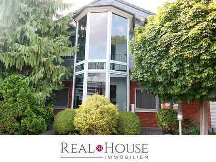 REAL HOUSE: Exklusive Wohnung mit großzügiger Sonnenterrasse in Rheinnähe!!
