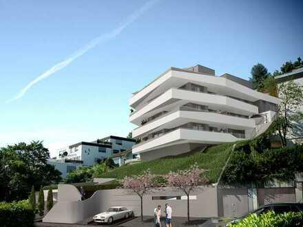 3 Zimmer-Wohnung mit Balkon und Blick