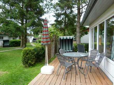 kleines Wohn- Ferienhaus (Bungalow) nähe Schweriner See