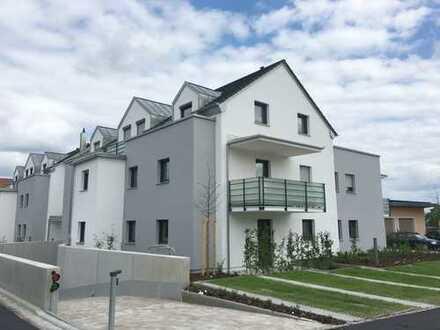 Eigentumswohnungen in Wackersdorf mit 64 qm bzw. 85 qm