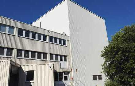 Im Alleinauftrag: Paletten-Hochregallager, ca. 4320 m² Lagerfläche, Baden-Baden, sofort zu vermieten